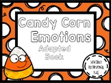Candy Corn Emotions Adapted Book