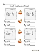Candy Corn Estimation and Counting - FREE!