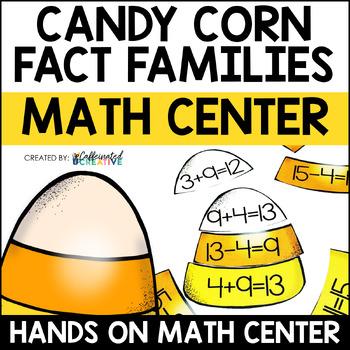 Candy Corn Fact Families Center