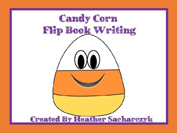 Candy Corn Flip Book