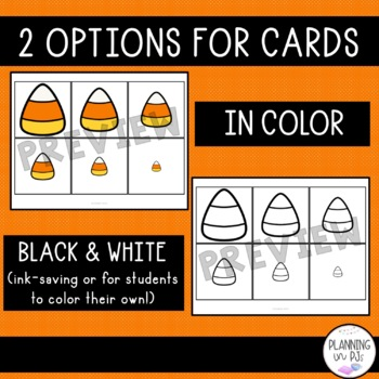 Candy Corn Size Ordering (From Smallest to Largest)