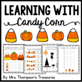 Candy Corn Activities {Graphing, Sorting, Patterns & More}
