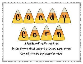 Candy Corn Fun Fiction Story