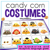 Halloween Guessing Game for Speech Therapy