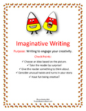 Candy Corn Imaginative Writing Assigment