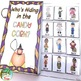 Candy Corn Interactive Books: Halloween Speech Therapy