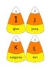 Candy Corn Letter Recognition!