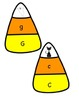 Candy Corn Letter Sounds