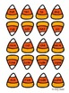 Long and Short Vowel Sort - Candy Corn