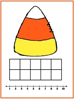 Candy Corn Make 10