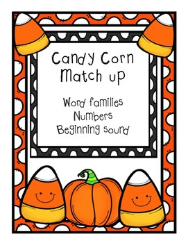 Candy Corn Match Up