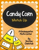 Candy Corn Match Up: A Kindergarten Math Center
