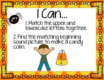 Candy Corn Match up