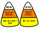 Candy Corn Matching Game (Fifth Grade)