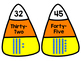 Candy Corn Matching Game (First Grade)