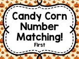 Candy Corn Matching Game (First Grade)
