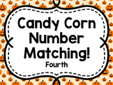 Candy Corn Matching Game (Fourth Grade)