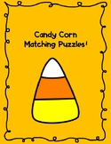 Candy Corn Matching Puzzles