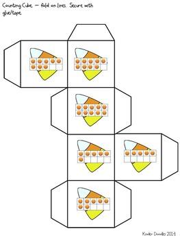 Candy Corn Math