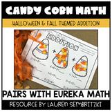 Candy Corn Math: A Halloween Addition Activity