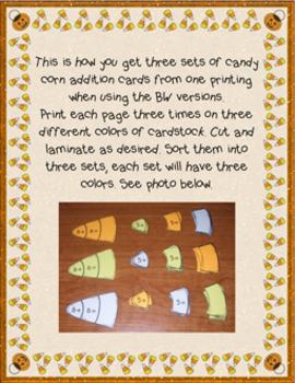 Candy Corn Math Activity