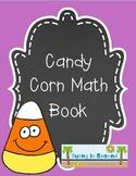 Candy Corn Math Book