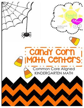 Candy Corn Math Centers