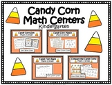 Kindergarten Candy Corn Math Centers