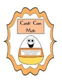 Halloween Math- Commutative Property of Addition