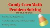 Candy Corn Math Fun and Team Work
