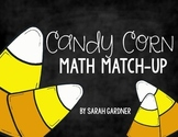Halloween Math Center