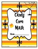 Candy Corn Math Packet
