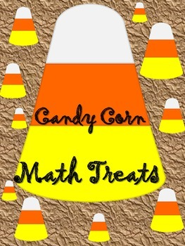 Candy Corn Math Treats