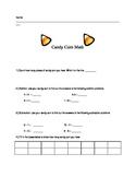 Candy Corn Math Worksheet