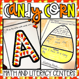 October Math and Literacy Centers and Activities