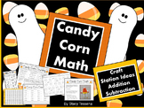 Candy Corn Math and More : Halloween Fun