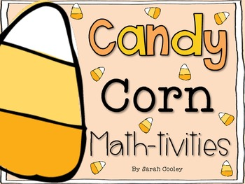 Candy Corn Math-tivities