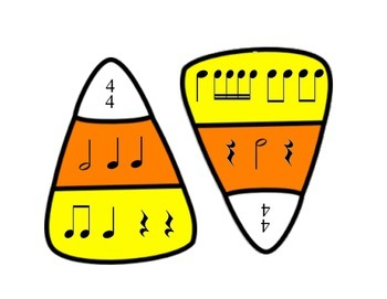 Candy Corn Meter Mix-Up