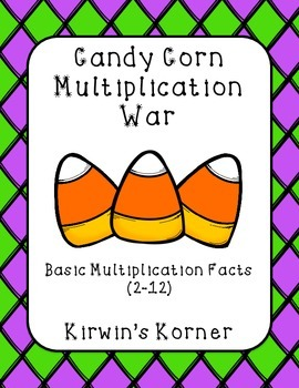 Candy Corn Multiplication War