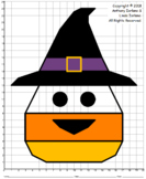 Candy Corn Mystery Picture