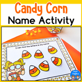 Candy Corn Name Practice Activity