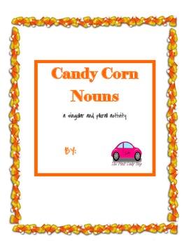 Candy Corn Nouns singular and plurarl