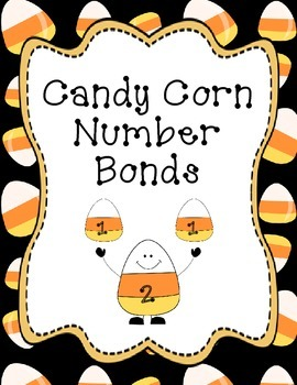 Candy Corn Number Bonds