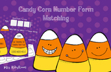 Candy Corn Number Form Matching