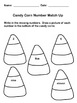 Candy Corn Number Match 0-12