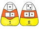 Candy Corn Number Puzzles 1-12