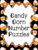 Candy Corn Number Puzzles