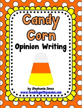 Candy Corn Opinion Writing