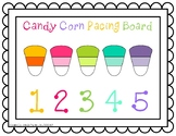 Candy Corn Pacing Board
