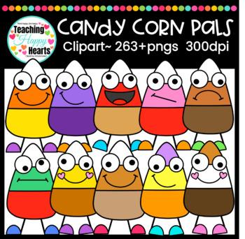 Candy Corn Pals {Bundle}